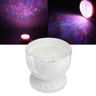 Projectie Lamp
