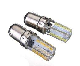 Mini Dimbare LED Lamp (BA15D, 3W)