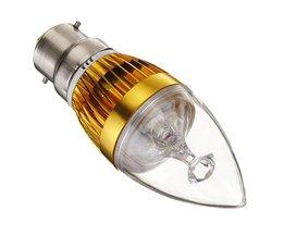 LED Kaarslamp