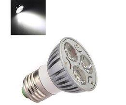E27 3-LED Spot