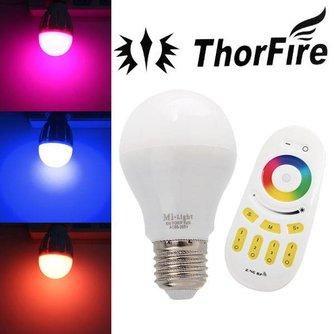 LED Kleuren Lamp met Afstandsbediening