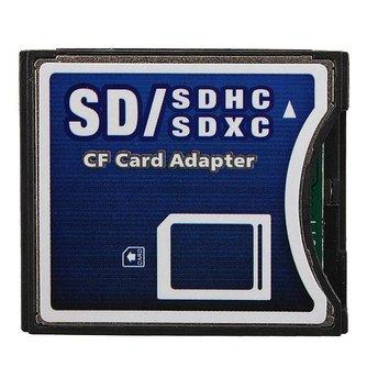 CF Adapter voor Geheugenkaart