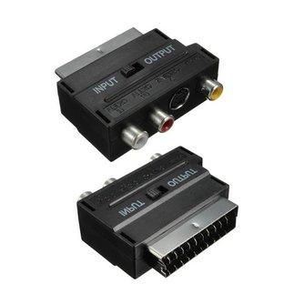 RGB naar RCA Adapter