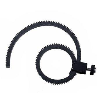 Verstelbare Focus Ring Voor Een Camera
