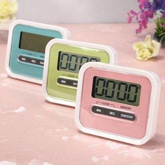 Digitale LCD Kookwekker