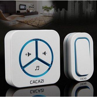 Elegante Wireless Deurbel