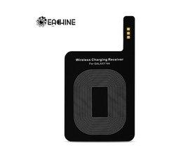 Eachine Ontvanger voor Draadloze QI Oplader voor Samsung Note 4