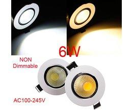 COB LED Plafondlamp 6W