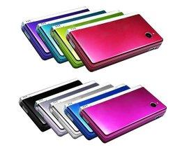 Aluminium Hoesje voor Nintendo DSi