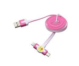 USB Datakabel voor Mobiele Telefoons