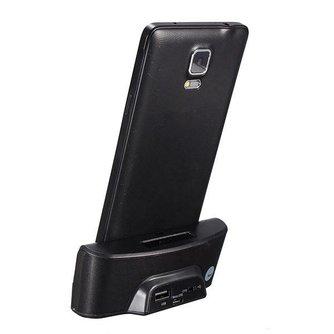 Oplaad Dock met OTG voor Samsung Galaxy Note 4