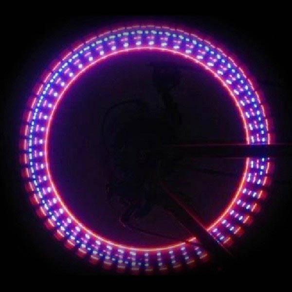 Fietsverlichting Wiel LED I MyXLshop (SuperTip)