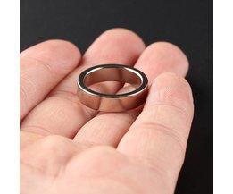Magnetische Ring voor Zaklamp