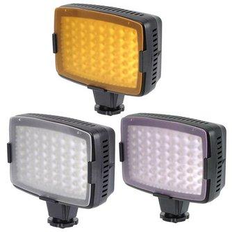 Videolamp voor Camera\'s