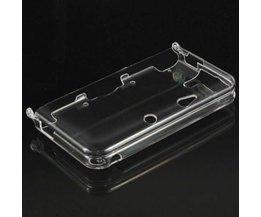 Doorzichtige Case voor Nintendo 3DS XL LL