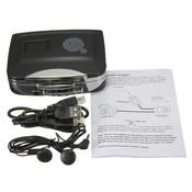 Cassette Omzetten Naar MP3