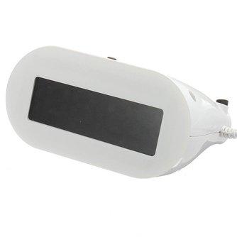LED Wekker met Message Board