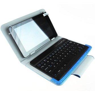 Afneembare Bluetooth Toetsenbord Case