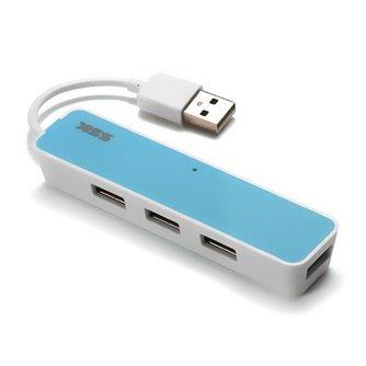 USB Hub met 4 Poorten