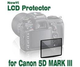 Screenprotector voor Canon EOS 5DIII