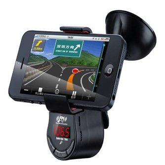Telefoonhouder voor in de Auto