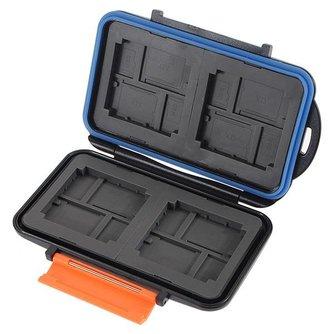 Waterproof Anti-shock Box voor Micro SD Kaart