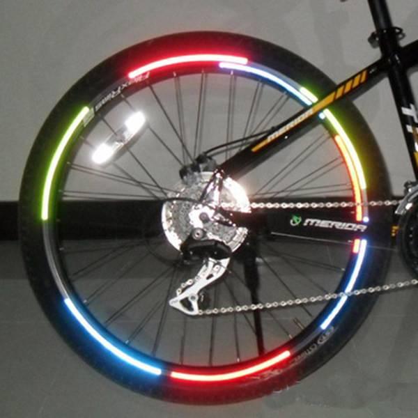 reflecterende stickers fiets online bestellen i myxlshop