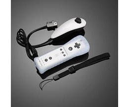 Wii Motion Plus Controller + Nunchuck