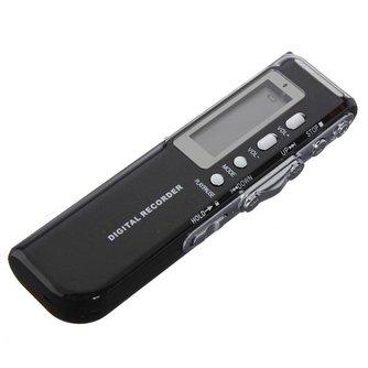 Digitale USB Spraakrecorder 8GB