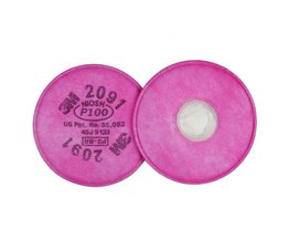 3M 2091 Filters voor 3M Gasmaskers