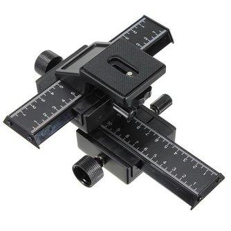 Macro Rail Slider voor Digitale Camera\'s