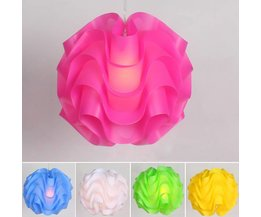 Golvende Statement Lamp