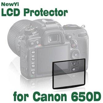 Screenprotector voor Canon EOS 650D