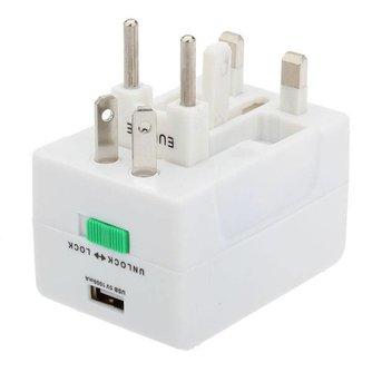 USB Reisstekker