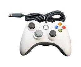 Witte USB Controller voor Xbox 360