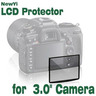Glas Screenprotector 3 Inch