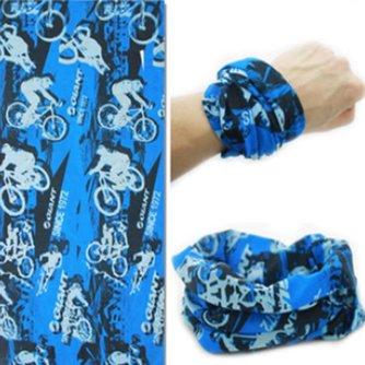 Blauwe Fiets Hoofddoek