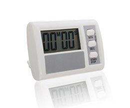 Digitale Timer met LCD Display