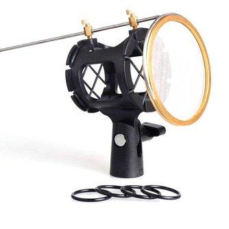 Microfoon Houder Met Plopfilter