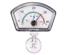 Thermometer voor aquarium