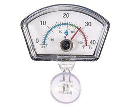Thermometer voor aquarium