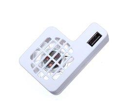 Wii U Accessoire Ventilator