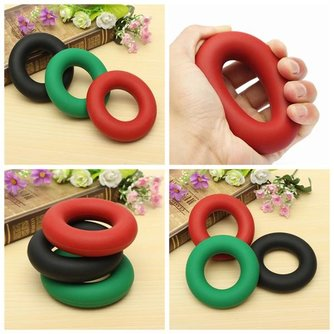 Heavy Grips Ring