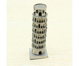 3D Puzzel: Toren van Pisa