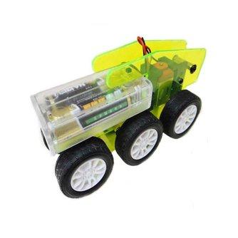 Zet-zelf-in-elkaar Speelgoed Auto