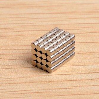 Sterke Neodymium Magneet (100 stuks)