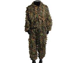 Volledig Camouflage Pak
