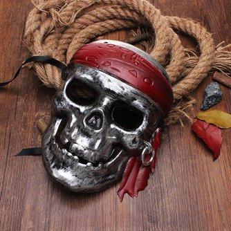 Pirates of the Caribbean Doodshoofd Masker