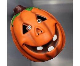 Pompoen Masker