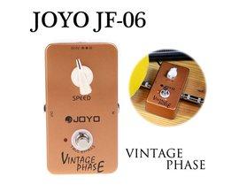 Vintage effectpedaal voor Gitaren